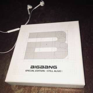 BigBang StillAlive專輯