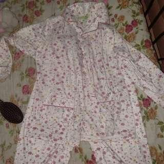 Adult pajama set