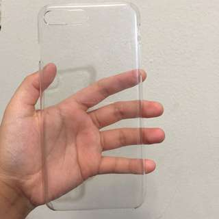 Clear hardcase