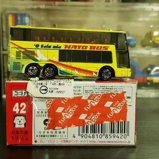 Tomica Hato bus no 42
