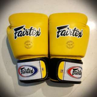 Fairfax Leather Boxing Gloves