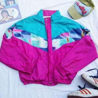 Vintage WindbreakerJacket