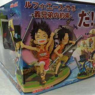 One Piece - The Three Brother
