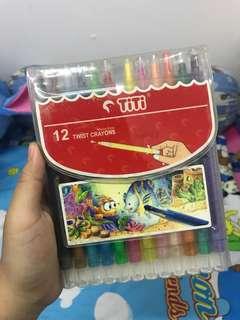 Crayon titi / krayon / crayon twist