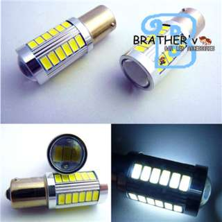 (5) LED Brake Light Bulb