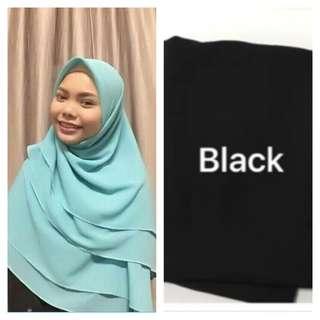 Khimar zip not Jubah shawl Telekung Instant tudung