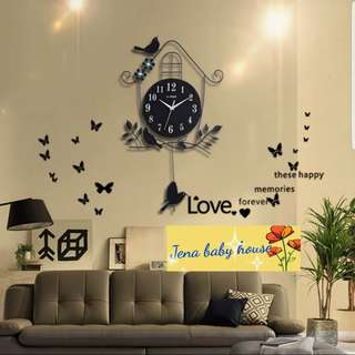 Set Wall Clock- Instock