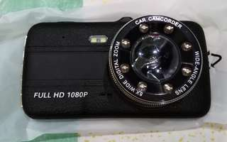Full HD  Dual Lens HD Car DVR ★