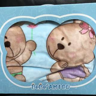 全新嬰兒毯
