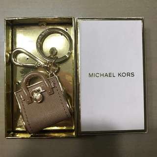 Authentic Michael Kors Hamilton Key Chain