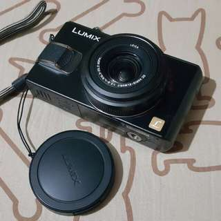 Panasonic DMC-LX2 Leica Lens Digital Camera DC 相機