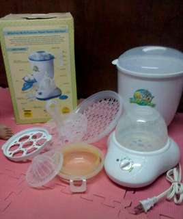 Food and Bottle Warmer sterilizer