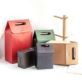 Kraft Gift Bags/ Berkat/ Door Gifts
