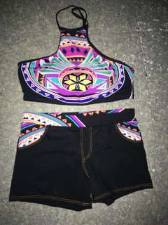 2 piece swimwear XL