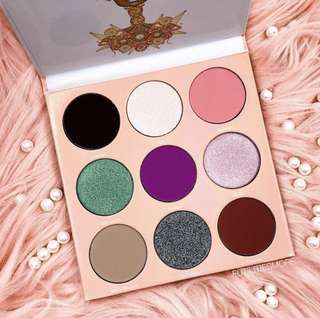 [Authentic] Juvia's Place Douce Eyeshadow Palette