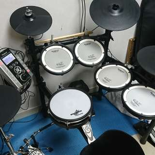 roland TD9 set , kc150 and extra 電子鼓