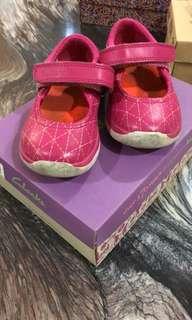 Clark sport shoe