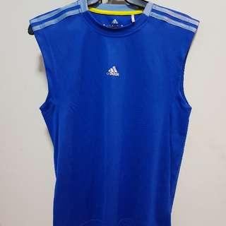 Adidas Climalite Muscle Shirt Sleeve