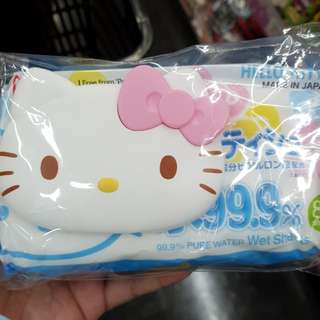 Hello Kity Penutup Tissue Basah