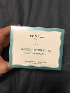 法國codage Moisturising Mask
