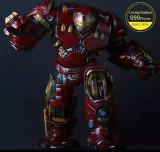 Limited Edition Hulkbuster