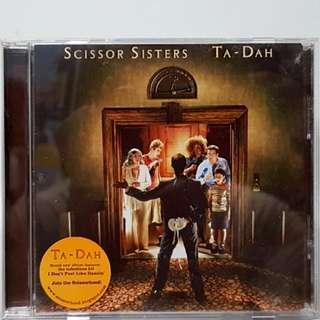 CD Album : Scissor Sisters - Ta-Dah