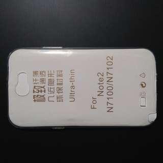 全新 Samsung Galaxy Note 2 透明手機套