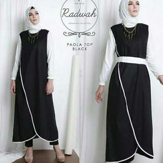 Top black Radwah