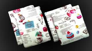 Booksleeve (Bakery Themed)