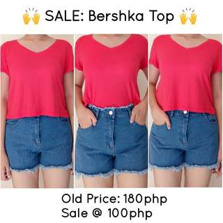 💕 SALE: Bershka Top