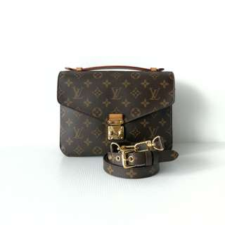 Authentic Louis Vuitton Metis Bag