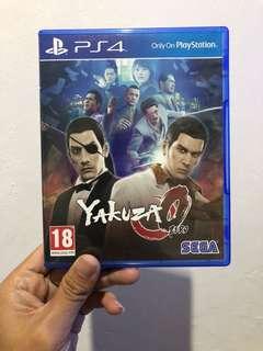 BD PS4 Yakuza 0