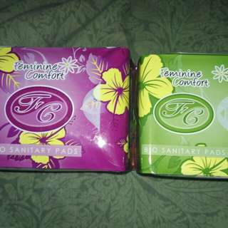 avail bio fc herbal sanitary pads