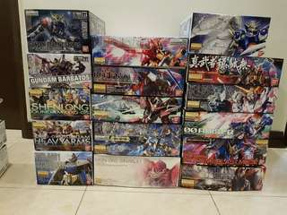 <Ready Stock> Bandai MG Gundam
