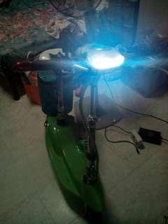 E scooter(green)