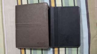 Leather notebook/ notebook