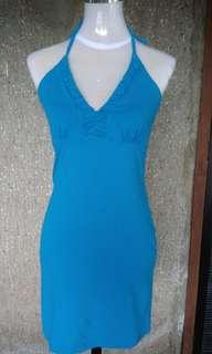VICTORIA SECRET sexy halter dress