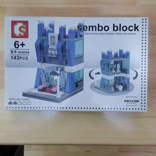 Sembo block積木