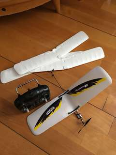 Fms RC plane butterfly