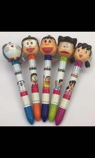 🚚 Doraemon 風扇筆