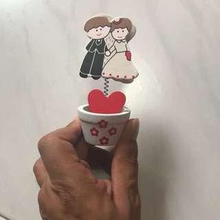 Wedding Clip Stand