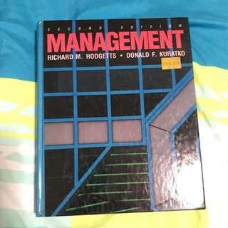 Management Book (Second Edition)