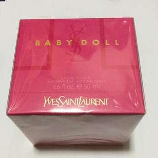 Ysl baby doll 香水50ml