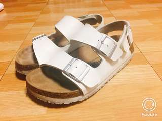 Mijily涼鞋,明星也在穿^_^