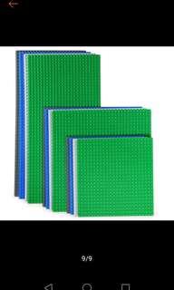 Lego plate (similar) 24x48 dots