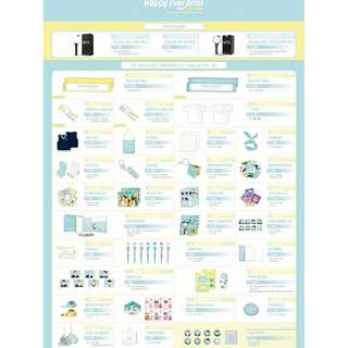 【Preorder】BTS JAPAN 4TH MUSTER MD