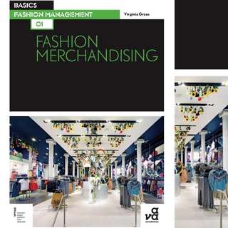 Basics Fashion Management 01: Fashion Merchandising by Virginia Grose