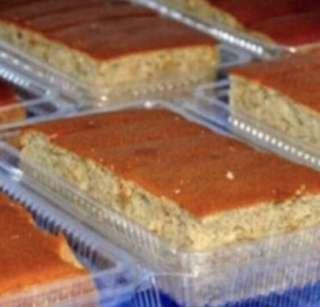 Hiap Joo Banana cake