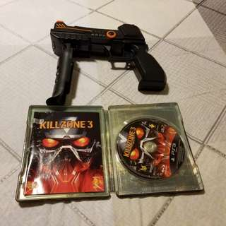 PS3 KillZone 3 (move game)
