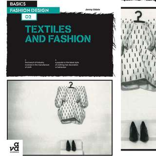 Basics Fashion Design 02: Textiles and Fashion (Basics Fashion Design #2) by Jenny Udale